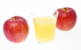 農薬・化学肥料不使用リンゴジュース贈呈コース