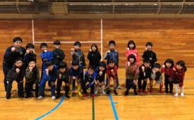 三笠FC「U-10」(サッカースポーツ少年団)へプレゼントします(30本分)