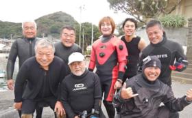 波左間海中公園全力応援50万円コース
