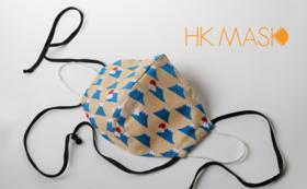 HKマスク 10枚+プロジェクトの裏側見せます