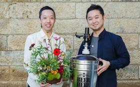 【リターン不要の方向け】あなたのご支援がお花とビールを救う!