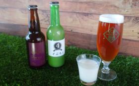 D:【飲】定番クラフトビール6本セット&石見麦酒の新商品