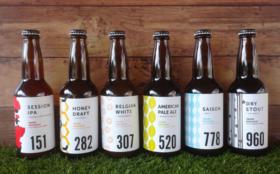 A:【飲】石見麦酒の定番クラフトビール6本セット