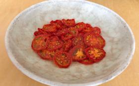 <食べる>無農薬のドライトマトコース