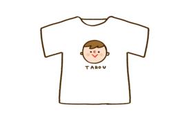 【友情出演・さとうもぐもさんプレゼンツ】似顔絵Tシャツつくります!