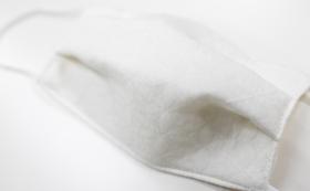 """【5月11日から順次発送】""""銀イオン""""を織り込んだうるおいシルクの洗えるマスク(4枚)"""