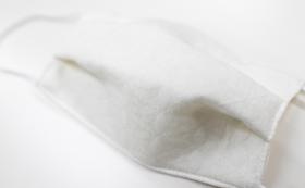 """【5月11日から順次発送】""""銀イオン""""を織り込んだうるおいシルクの洗えるマスク(12枚)"""