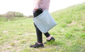 【お気持ちコース】災害時にも役立つ、多機能エコバッグ + 防災フライヤー付き!