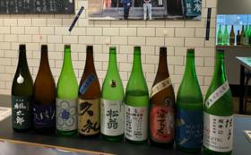 Super VIP 1回貸し切り付き、1年間日本酒飲み放題プラン
