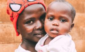 【サポート家族の写真付き1カ月応援コース】10000円のご支援で6人家族が1か月暮らせます。