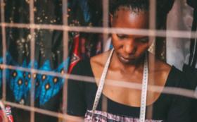 【ウガンダグッズ付き3カ月応援コース】30000円のご支援で6人家族が3か月暮らせます。