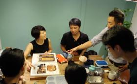 限定動画『BENTO box「COFFEE」プロジェクトの解説』+クレジットにお名前記載