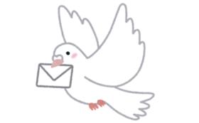 【完成したパンフレットとお礼のお手紙】