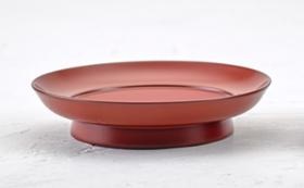 ●浄法寺塗「椿皿」五寸1枚