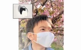 Sサイズ・コットンマスク(耳ゴム)4枚セット