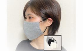 Mサイズ・コットンマスク(耳ゴムタイプ)4枚セット