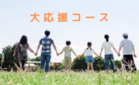 【リターン不要のかた向け】大応援コース