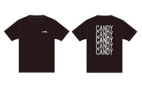 【CANDYオリジナルTシャツ】