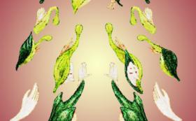 お礼のメール+心身を整えるソルフェジオCD〜豊かさと喜びと共に〜(528hzと264hzを曲中に挿入)