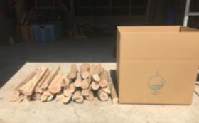 サンゴと森を守る薪(広葉樹の薪)15kg~18kg