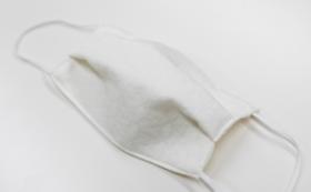 """【5月11日から順次発送】""""銀イオン""""を織り込んだうるおいシルクの洗えるマスク(48枚)"""