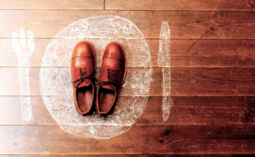 オーダーメイドで靴を製作