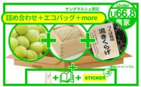 【農家さんの想いをお届けコース】マルシェ人気商品詰め合わせ