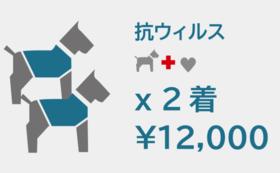 犬服(ドッグパーカー)¥12,000の応援購入