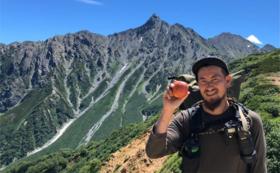 APPLE TRIPを一緒に槍ヶ岳山荘へ届けよう!信州の大自然を感じながら一生の思い出を(3年間何度でも)