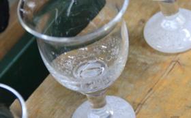 北照生手作りのオリジナルワイングラスコース