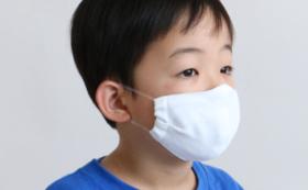 寄贈用3枚セット【10%OFF】サラサラ快適 洗える抗菌防臭マスク キッズサイズ