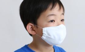 寄贈用10枚セット【20%OFF】サラサラ快適 洗える抗菌防臭COOLMAXマスク キッズサイズ
