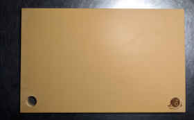 COCOCOROまな板ミドル(380mm×240mm×8mm)
