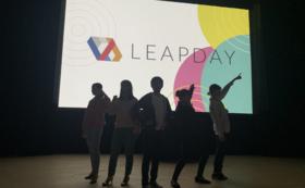 常陸frogs2期生とオンラインイベントご招待:LEAPDAY発表後報告会