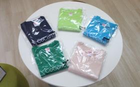 CoConovaオリジナルTシャツをお渡しいたします!