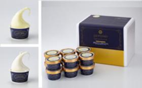プレミアムミルク&クラウドファンディング限定 岡山県産バナナ 12個(各6個)