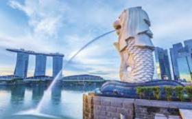 RULERスタッフと一緒にシンガポールのビジネス視察コース