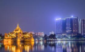 ミャンマー旅行 &「隠れ家 川蝉」お食事券