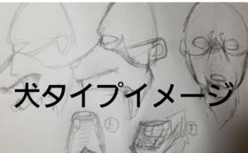 お礼メール+フェイスマスク(動物口)