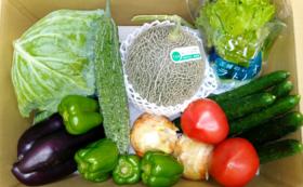 季節のフルーツ&野菜の詰め合わせ