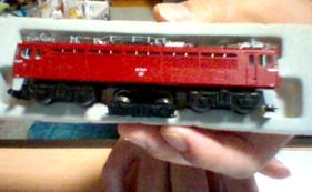 マイクロエース製「EF70-13・1次型・シールドビーム」※鉄道模型