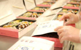 お弁当サポート【100万円】