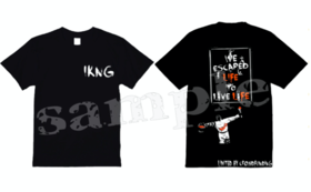 O(追加)俤監修、クラウドファンディング限定Tシャツ