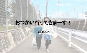 〜お使い行ってきまーす!〜
