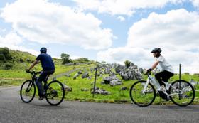 e-bike30分コース&1ドリンク