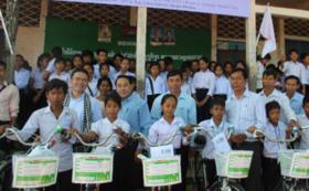 カンボジアのおいしいコーヒーのドリップバッグをお届けします!
