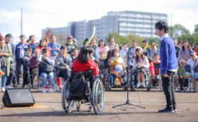 【リアル or オンライン】フェス「ミーツ・ザ・福祉」に関する講演