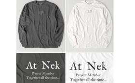 【限定グッズ】ガーメントダイロングスリーブTシャツ(White/Black)のどちらか一点とお手紙