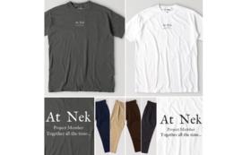 【限定グッズ】ガーメントダイTシャツから一点とタックワークパンツとサンクスレター