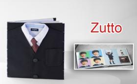 「ZUTTO」購入で支援(アルバムだけで写真は自分で貼ります)
